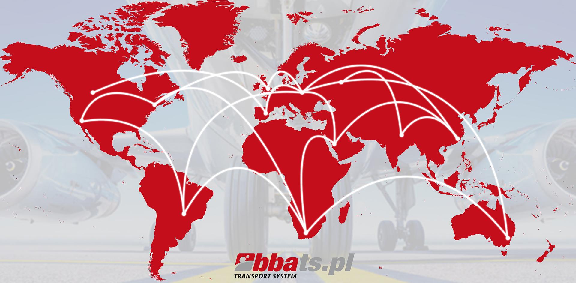 International air transport | Door to Door service | BBA